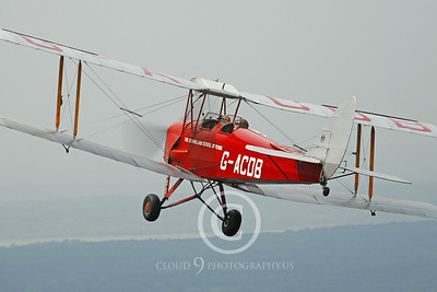de Havilland Tiger Moth 00106 by Peter J Mancus