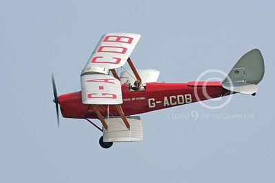 de Havilland Tiger Moth 00114 by Peter J Mancus