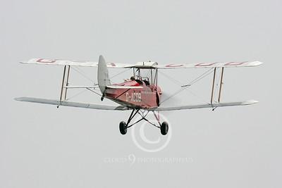 de Havilland Tiger Moth 00136 by Peter J Mancus
