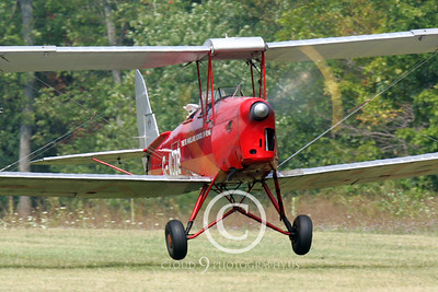 de Havilland Tiger Moth 00131 by Peter J Mancus