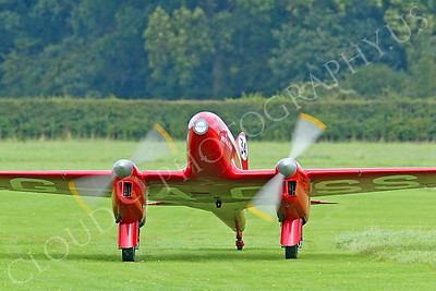 de Havilland DH 88 Comet 00009 de Havilland DH 88 Comet Grosvenor House by Tony Fairey