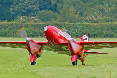 de Havilland DH 88 Comet 00013 de Havilland DH 88 Comet Grosvenor House by Tony Fairey