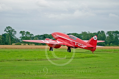 de Havilland DH 88 Comet 00005 Grosvenor House by Tony Fairey