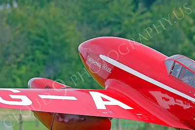 de Havilland DH 88 Comet 00014 de Havilland DH 88 Comet Grosvenor House by Tony Fairey