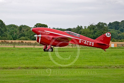 de Havilland DH 88 Comet 00006 Grosvenor House by Tony Fairey