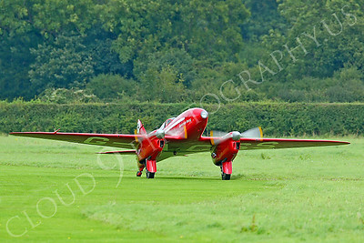 de Havilland DH 88 Comet 00007 de Havilland DH 88 Comet Grosvenor House by Tony Fairey