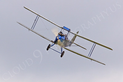 CIW - 1925 de Havilland DH60 Moth G-EBLV 00008 by Tony Fairey