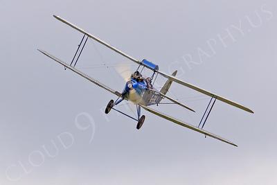 CIW - 1925 de Havilland DH60 Moth G-EBLV 00008 by Tony Fairey
