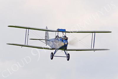 CIW - 1925 de Havilland DH60 Moth G-EBLV 00014 by Tony Fairey