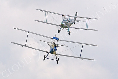 CIW - 1925 de Havilland DH60 Moth G-EBLV 00020 by Tony Fairey