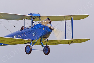 CIW - 1925 de Havilland DH60 Moth G-EBLV 00006 by Tony Fairey