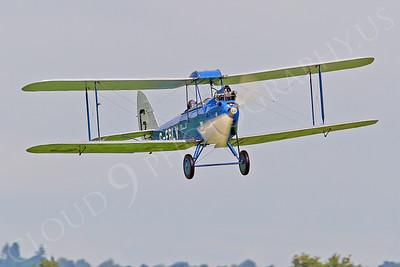CIW - 1925 de Havilland DH60 Moth G-EBLV 00002 by Tony Fairey
