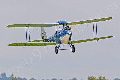 CIW - 1925 de Havilland DH60 Moth G-EBLV 00002 by Tony Fairey