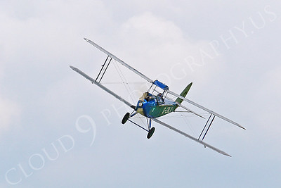 CIW - 1925 de Havilland DH60 Moth G-EBLV 00024 by Tony Fairey