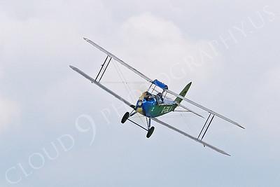 CIW - 1925 de Havilland DH60 Moth G-EBLV 00024 by Tony Fairey