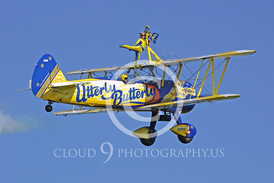 WW 00002 Boeing Stearman Utterly Butterly by Tony Fairey