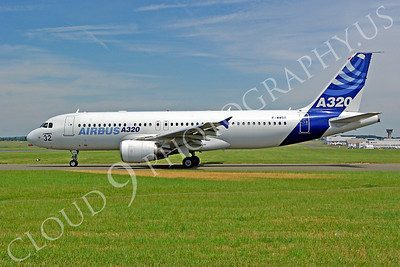 ALPJP - A320 00001 Airbus A320 F-WWBA aircraft picture by Stephen W D Wolf