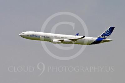 ALPJP-A340 00018 Airbus A340-300 F-WWAI by Stephen W D Wolf
