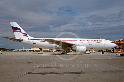 A300 00015 Airbus A300 Air Charter F-BVGT October 1995 via African Aviation Slide Service