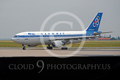 A300 00001 Airbus A300 Olympic SX-BEM by Peter J Mancus