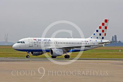 A319 00031 Airbus A319 Croatia 9A-CTG by Peter J Mancus