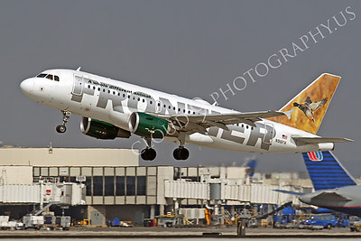 A319 00188 Airbus A319 Frontier N916FR by Tim Wagenknecht