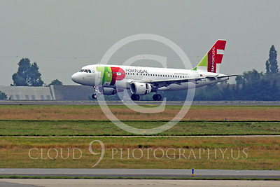 A319 00129 Airbus A319 TAP Portugal by Peter J Mancus