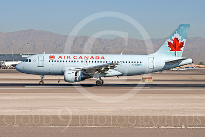 A319 00111 Airbus A319 Air Canada C-GBHN by Dave Budd