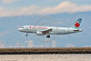 A320 00010 An Airbus A320 AIR CANADA C-FDCA jet airliner lands at SFO 6-2016 jet airliner picture by Peter J  Mancus