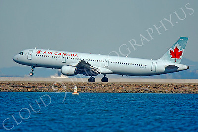 A321 00044 Airbus A321 Air Canada C-GIUE by Peter J Mancus