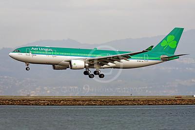 A330 00056 Airbus A330 Aer Lingus EI-DUO by Peter J Mancus