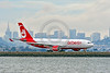 A330 00081 An Airbus A330 AIR BERLIN jet airliner taxis for take-off at SFO 6-2016 jet airliner picture by Peter J  Mancus