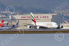 A380 00271 An Airbus A380 Emirates Airline A6-EEU taxis at SFO 12-2014 airliner picture by Peter J Mancus