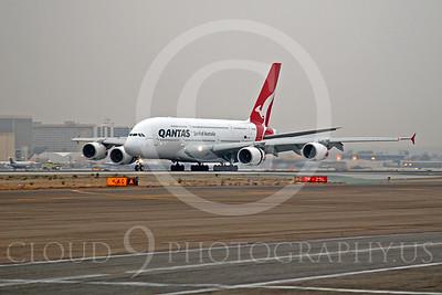 A380 00001 Airbus A380 Qantas by Tim Wagenknecht