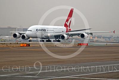 A380 00031 Airbus A380 Qantas by Tim Wagenknecht