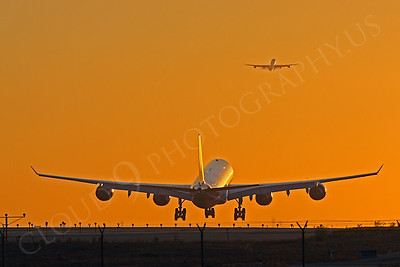 ALPJN 00006 Airbus A340 by Peter J Mancus