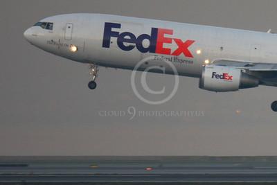 ALCCUN 00002 Douglas DC-10 FedEx by Peter J Mancus