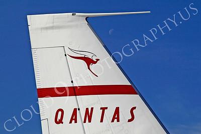 ALPR 00017 Boeing 707 Qantas VH-XBA by Tim P Wagenknecht