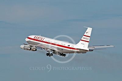 ALPR 00012 Boeing 707 Qantas VH-XBA by Tim P Wagenknecht