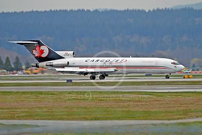 B727-C 00001 Boeing 727 Cargo Jet C-FCJP by Alasdair MacPhail