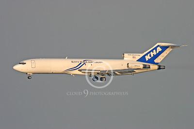 BOEING 727 00002 BOEING 727 KITTY HAWK AIR CARGO N750US by Peter J Mancus