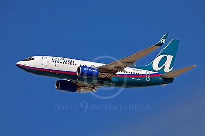 B737 00028 Boeing 737-700 Air Tran N176AT by Peter J Mancus