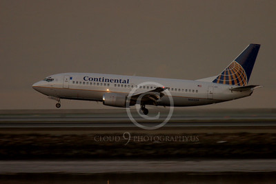 ALPN 00004 BOEING 737 CONTINENTAL AIRLINES N14334 by Peter J Mancus