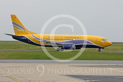 B737-C 00001 Boeing 737 Europe Airpost F-GFUE by Peter J Mancus