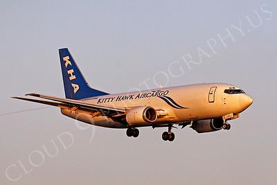 B737-C 00002 Boeing 737 Kitty Hawk Aircargo by Tim P Wagenknecht