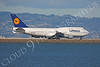 Lufthansa Airline Boeing 747 Airliner Pictures : High resolution Lufthansa Airline Boeing 747 airliner pictures for sale.