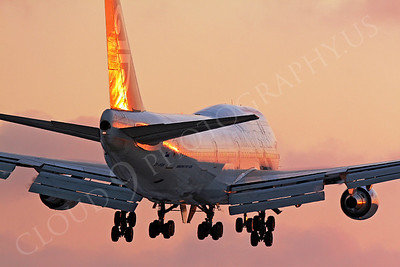 ARTY-A 00008 Boeing 747 Air New Zeland by Carl E Porter
