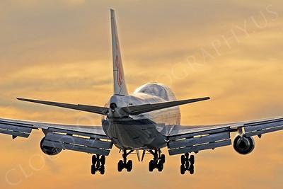 B747 00026 Boeing 747 Air China Air Line by Tim Wagenknecht
