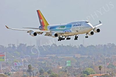 B747 00028 Boeing 747 Air Pacific by Peter J Mancus