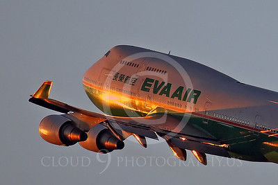 ArtyA 00022 Boeing 747-400 Eva Air Airline B-16461 by Tim Wagenknecht